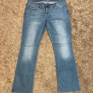 Women's Old Navy Original Bootcut Mid-Rise Sz 14